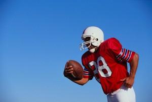 football-running