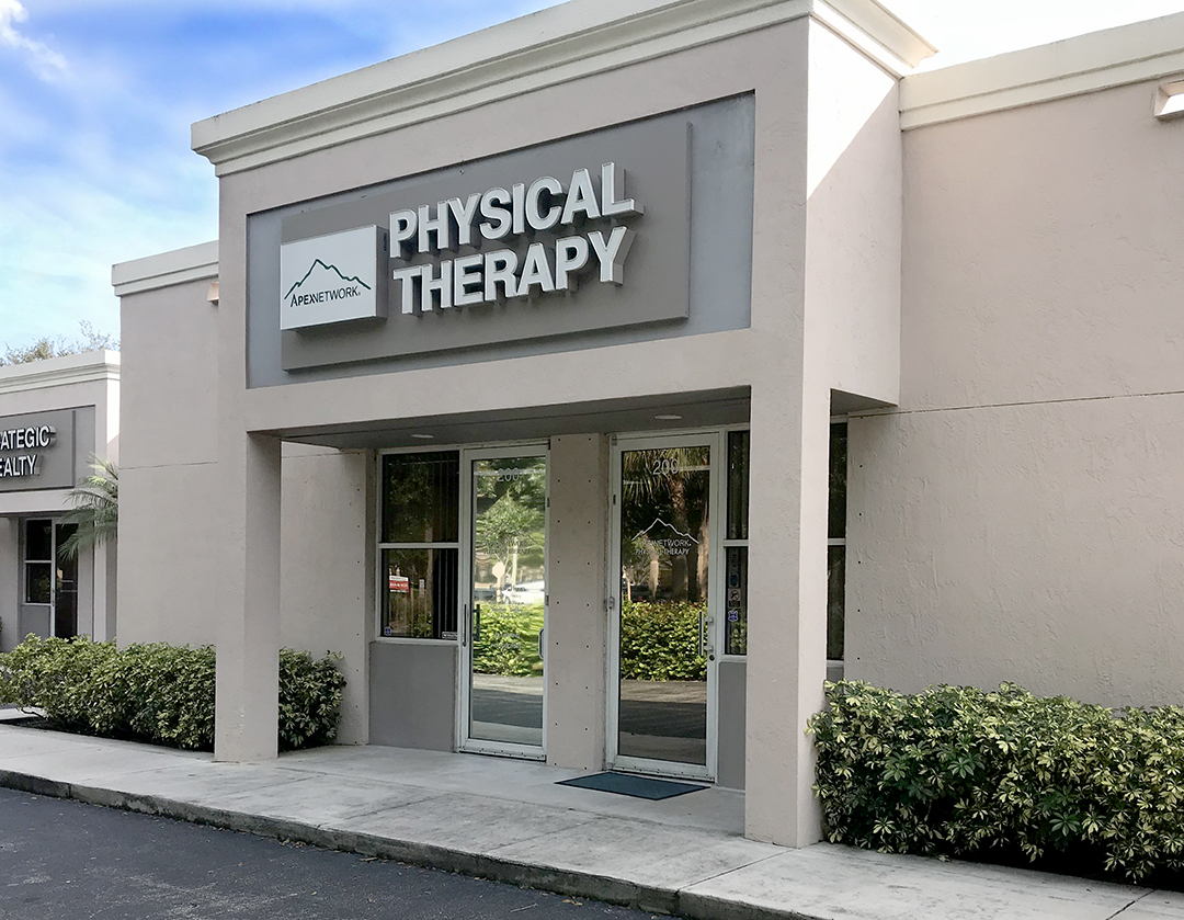 ApexNetwork Physical Therapy West Palm Beach, FL