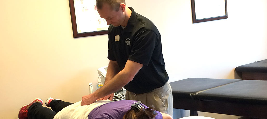 ApexNetwork Physical Therapist Kyle Winters, PT